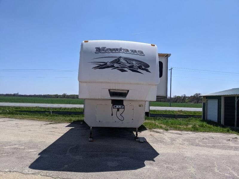 2009 Keystone Montana for sale at Halstead Motors LLC in Halstead KS