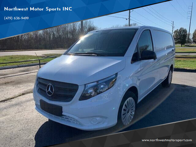 2018 Mercedes-Benz Metris for sale at Northwest Motor Sports INC in Rogers AR