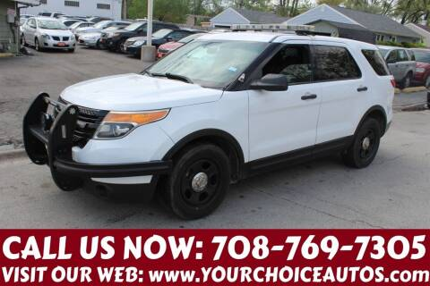 2013 Ford Explorer for sale at Your Choice Autos in Posen IL