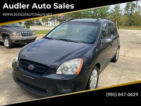 2007 Kia Rondo for sale at Audler Auto Sales in Slidell LA