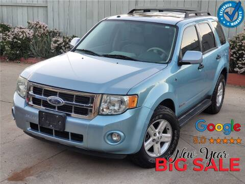 2008 Ford Escape Hybrid for sale at Gold Coast Motors in Lemon Grove CA