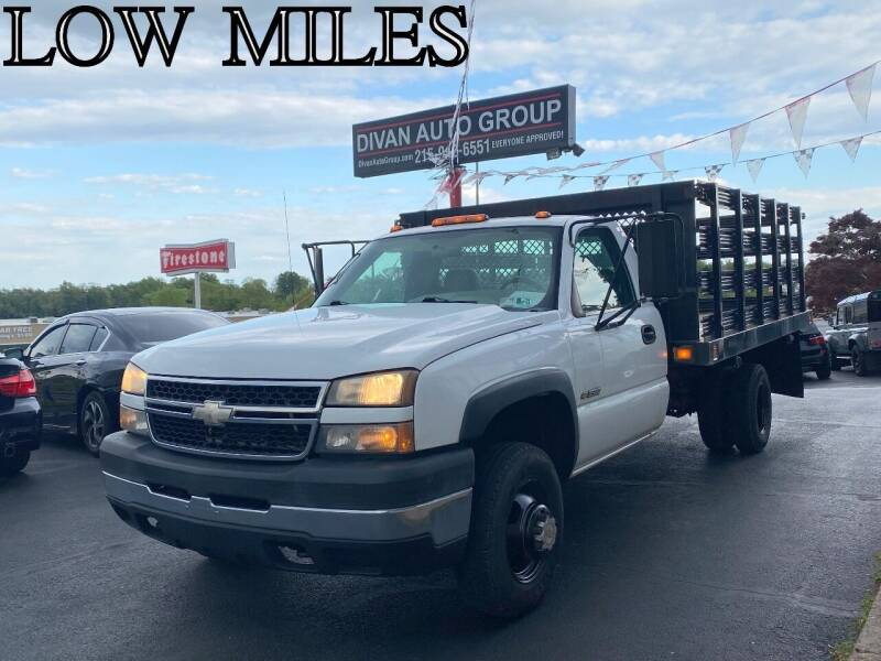 2007 Chevrolet Silverado 3500 CC Classic for sale in Feasterville, PA