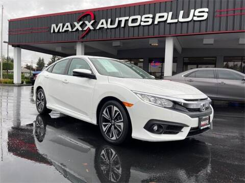 2017 Honda Civic for sale at Maxx Autos Plus in Puyallup WA