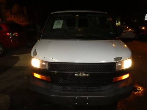 2009 Chevrolet Express Cargo for sale at Wheels and Deals in Springfield MA