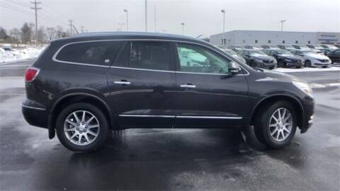 2017 Buick Enclave for sale at White's Honda Toyota of Lima in Lima OH