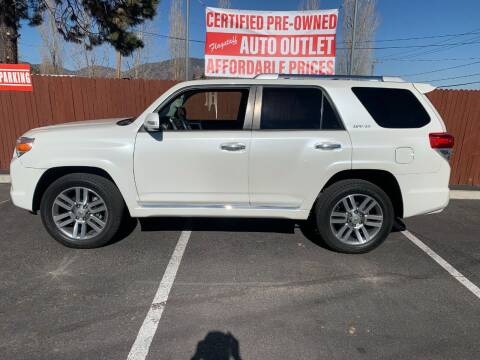 2010 Toyota 4Runner for sale at Flagstaff Auto Outlet in Flagstaff AZ