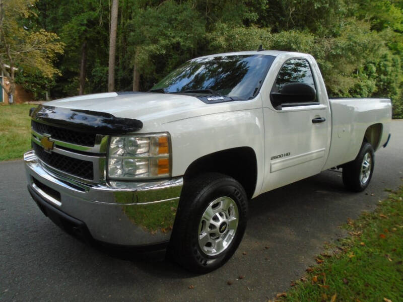 2014 Chevrolet Silverado 2500HD for sale at City Imports Inc in Matthews NC