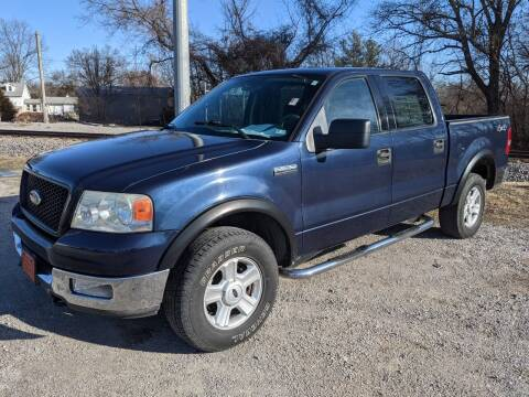 2004 Ford F-150 for sale at AUTO PROS SALES AND SERVICE in Belleville IL