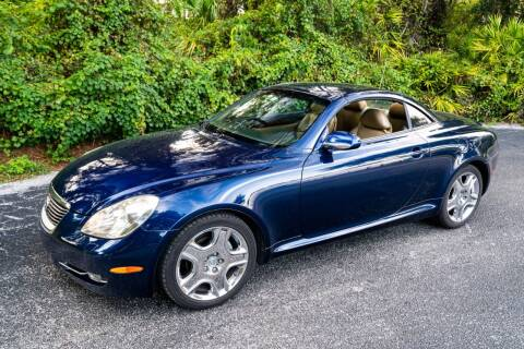 2006 Lexus SC 430 for sale at Sarasota Car Sales in Sarasota FL