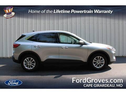 2021 Ford Escape for sale at JACKSON FORD GROVES in Jackson MO