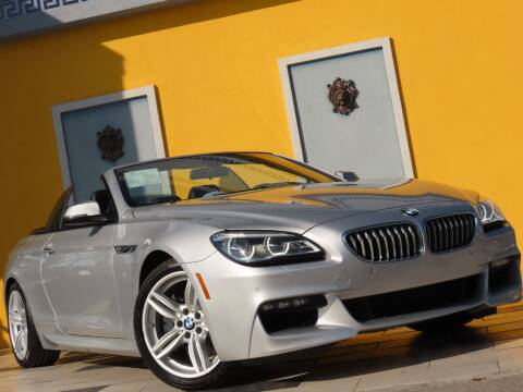 2018 BMW 6 Series for sale at Paradise Motor Sports LLC in Lexington KY