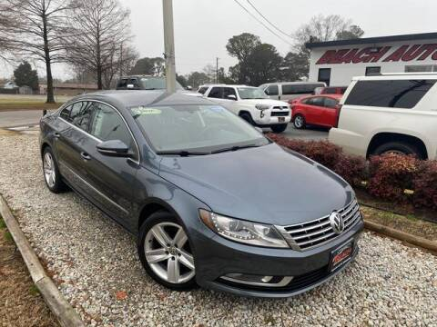 2013 Volkswagen CC for sale at Beach Auto Brokers in Norfolk VA