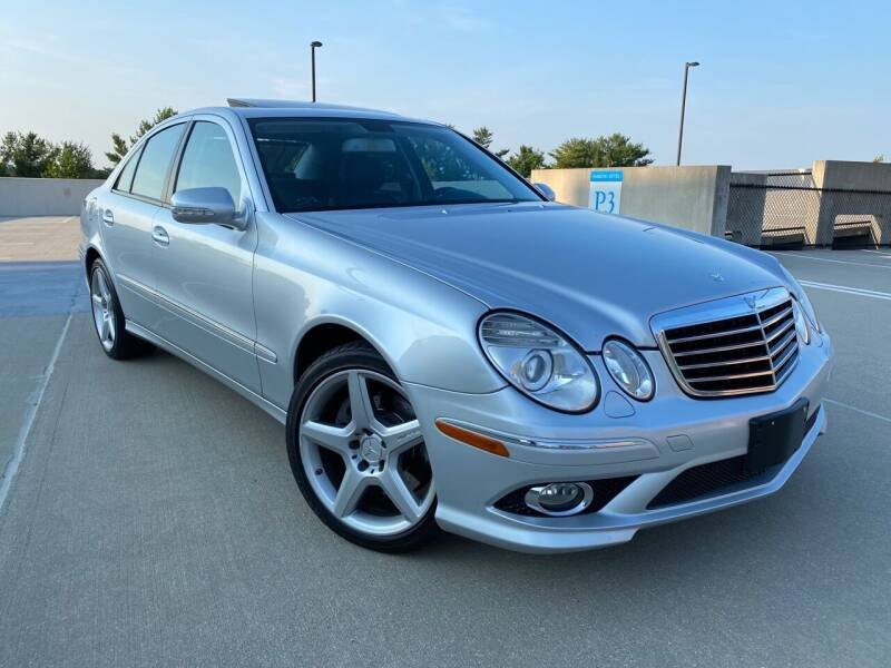 2009 Mercedes-Benz E-Class for sale at Car Match in Temple Hills MD