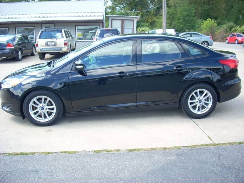 2016 Ford Focus for sale at H&L MOTORS, LLC in Warsaw IN