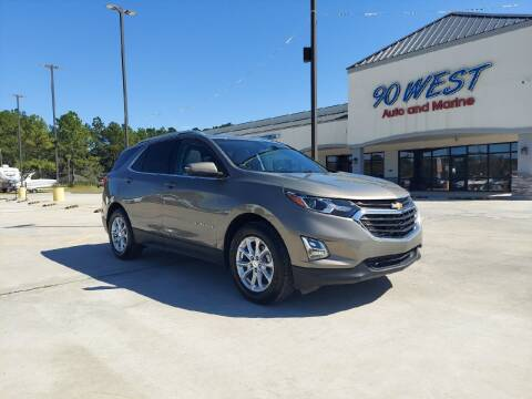 2019 Chevrolet Equinox for sale at 90 West Auto & Marine Inc in Mobile AL