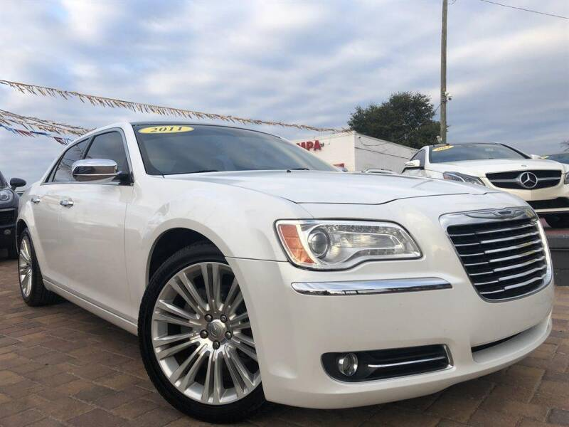 2011 Chrysler 300 for sale at Cars of Tampa in Tampa FL