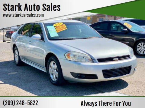 2011 Chevrolet Impala for sale at Stark Auto Sales in Modesto CA