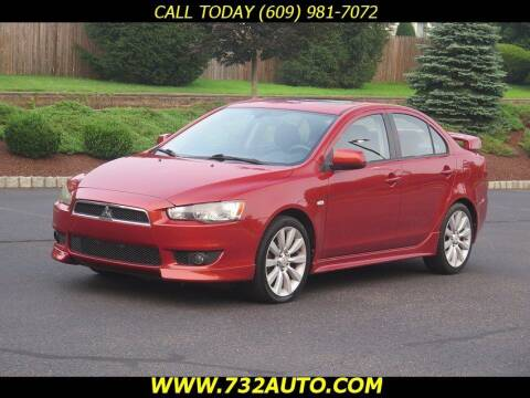 2009 Mitsubishi Lancer for sale at Absolute Auto Solutions in Hamilton NJ