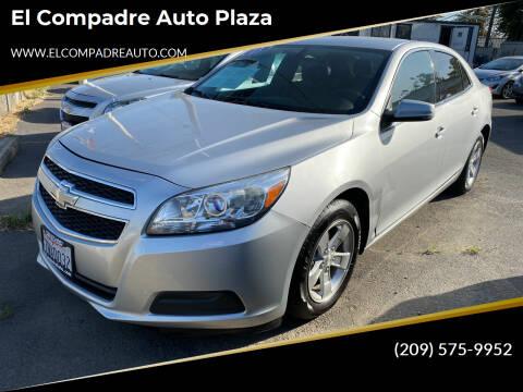 2013 Chevrolet Malibu for sale at El Compadre Auto Plaza in Modesto CA