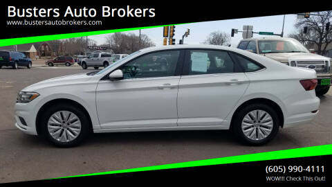 2019 Volkswagen Jetta for sale at Busters Auto Brokers in Mitchell SD