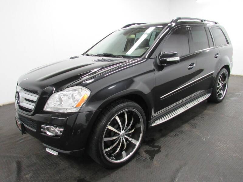 2008 Mercedes-Benz GL-Class for sale at Automotive Connection in Fairfield OH