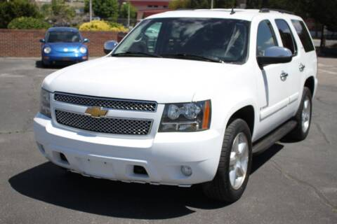 2008 Chevrolet Tahoe for sale at Motor City Idaho in Pocatello ID