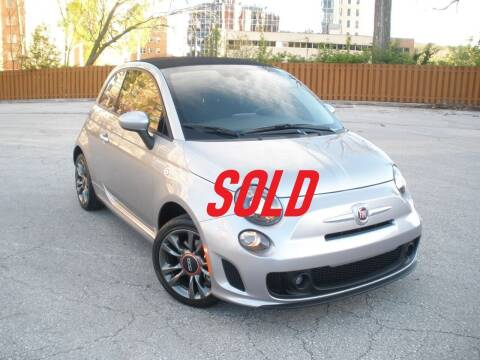 2019 FIAT 500c for sale at Autobahn Motors USA in Kansas City MO