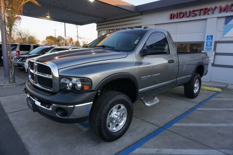2005 Dodge Ram Pickup 2500 for sale at Industry Motors in Sacramento CA