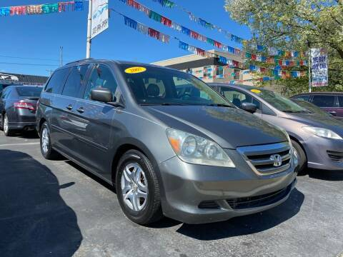 2007 Honda Odyssey for sale at WOLF'S ELITE AUTOS in Wilmington DE