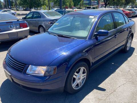 2000 Volkswagen Passat for sale at Blue Line Auto Group in Portland OR