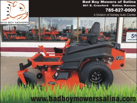 Bad Boy ZT Elite 60  (#7144) for sale at Bad Boy Mowers Salina in Salina KS