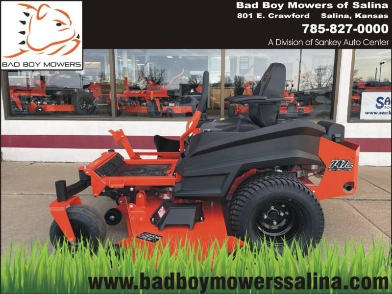 Bad Boy ZT Elite 60  (#7143) for sale at Bad Boy Mowers Salina in Salina KS