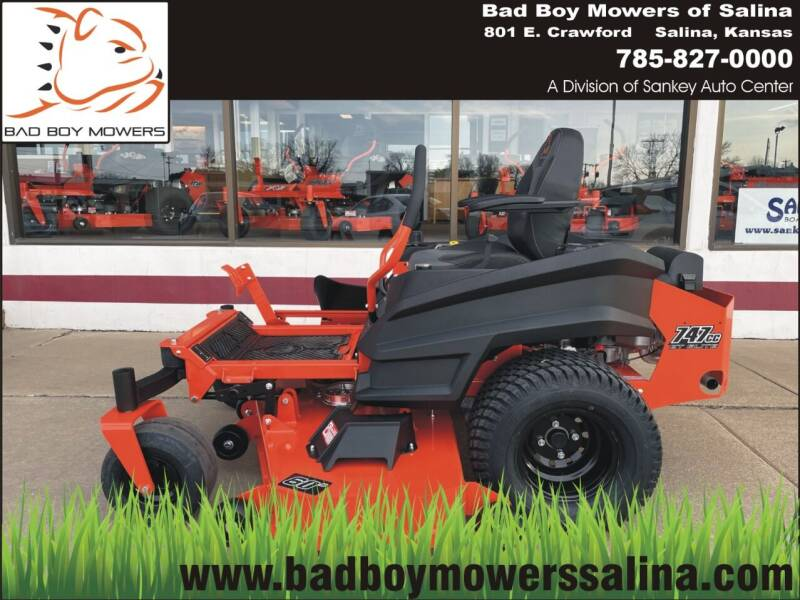 Bad Boy ZT Elite 60  (#7145) for sale at Bad Boy Mowers Salina in Salina KS
