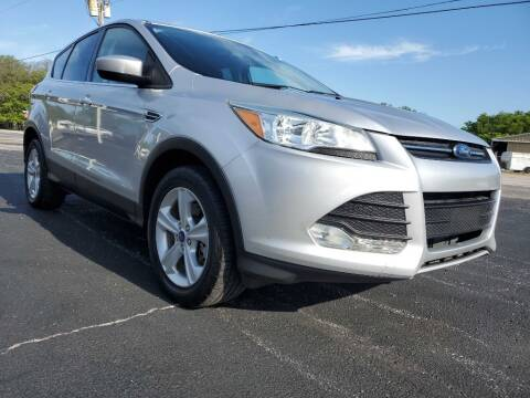 2016 Ford Escape for sale at Thornhill Motor Company in Lake Worth TX