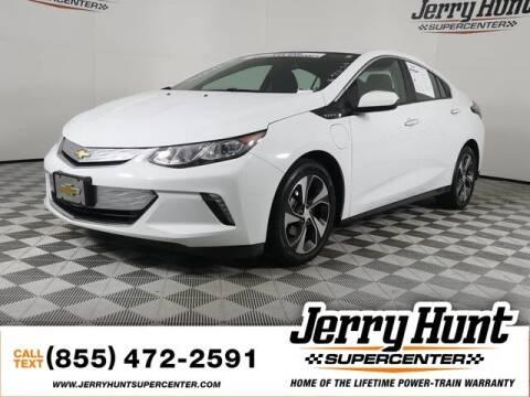 2017 Chevrolet Volt for sale at Jerry Hunt Supercenter in Lexington NC