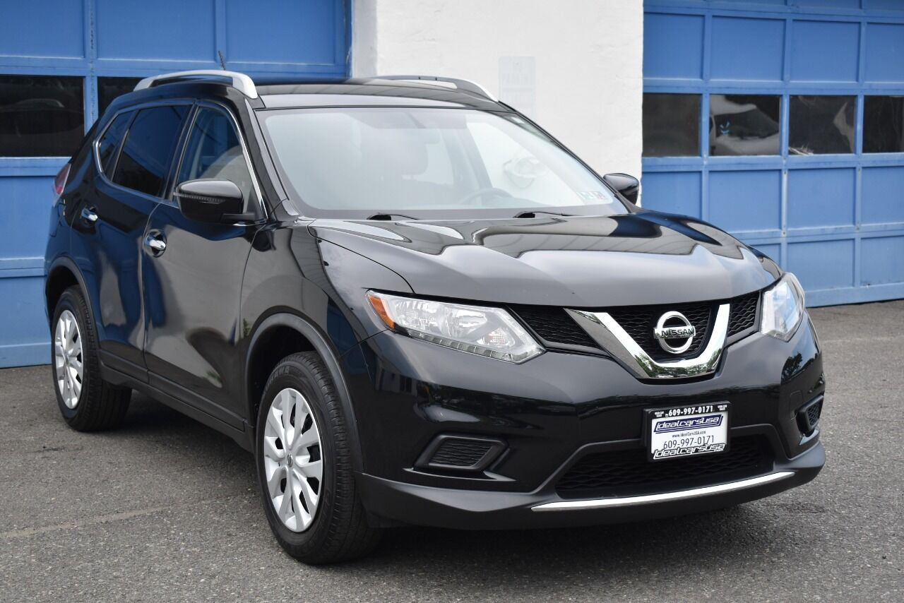 2016 Nissan Rogue S 4dr Crossover full