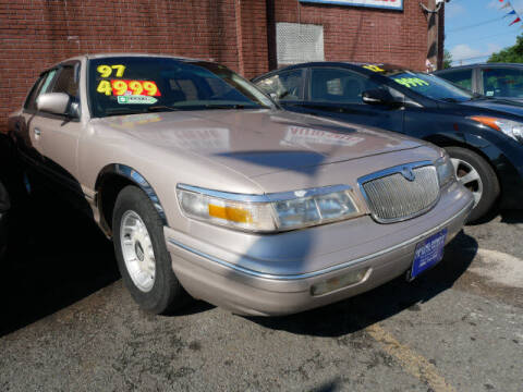 1997 Mercury Grand Marquis for sale at MICHAEL ANTHONY AUTO SALES in Plainfield NJ