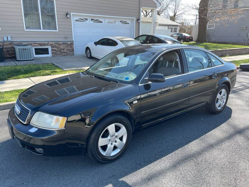 2003 Audi A6 for sale at Jordan Auto Group in Paterson NJ