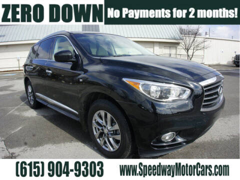 2014 Infiniti QX60 for sale at Speedway Motors in Murfreesboro TN