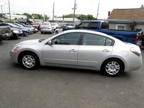2010 Nissan Altima for sale at American Auto Group Now in Maple Shade NJ