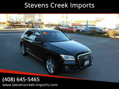 2013 Audi Q5 for sale at Stevens Creek Imports in San Jose CA