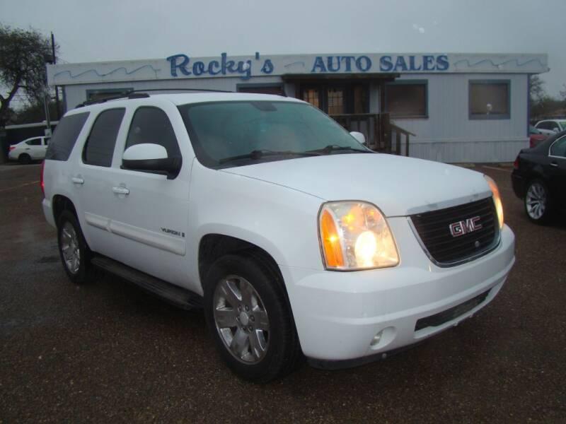 2009 GMC Yukon for sale at Rocky's Auto Sales in Corpus Christi TX