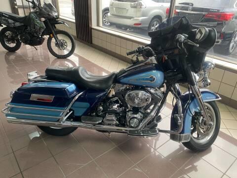 2003 HARLEY DAVIDSON FLH for sale at Blue Bird Motors in Crossville TN