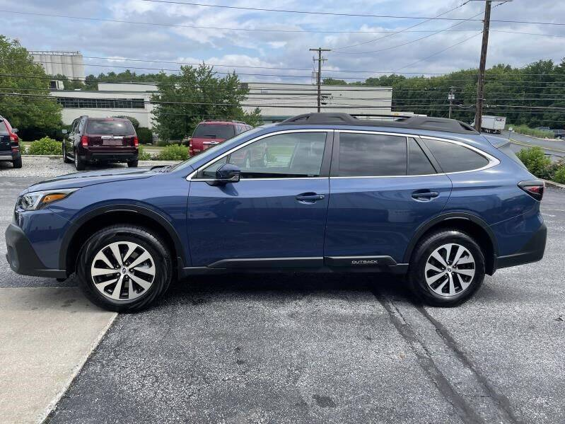 2020 Subaru Outback for sale at Keisers Automotive in Camp Hill PA
