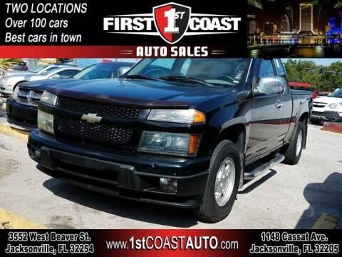 2006 Chevrolet Colorado for sale at 1st Coast Auto -Cassat Avenue in Jacksonville FL
