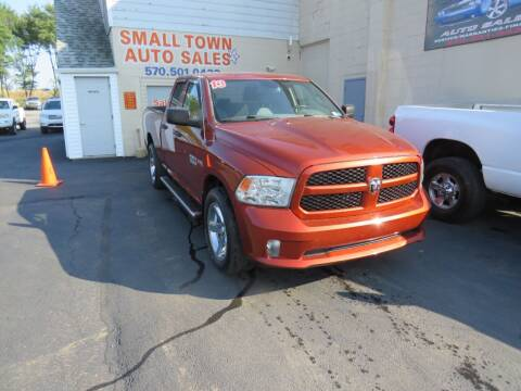 2013 RAM Ram Pickup 1500 for sale at Small Town Auto Sales in Hazleton PA