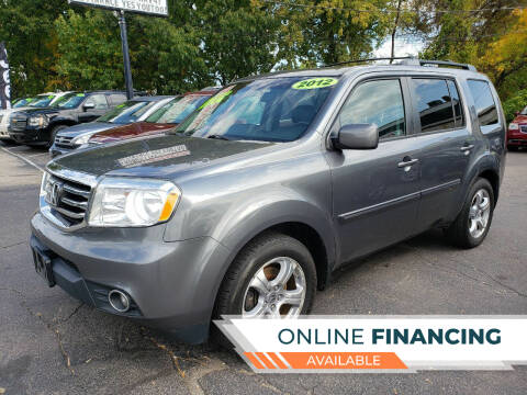 2012 Honda Pilot for sale at Real Deal Auto Sales in Manchester NH