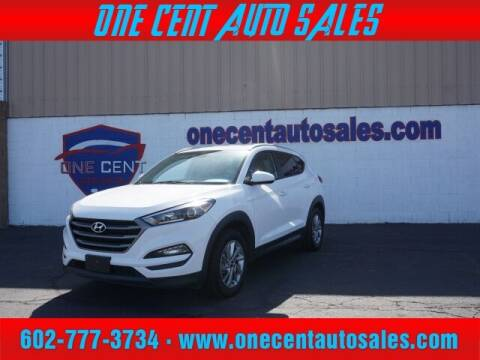 2016 Hyundai Tucson for sale at One Cent Auto Sales in Glendale AZ