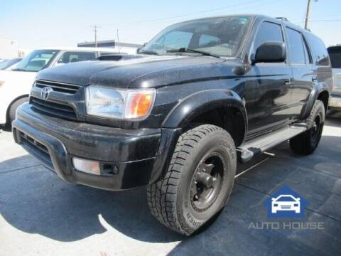 2001 Toyota 4Runner for sale at Autos by Jeff Tempe in Tempe AZ