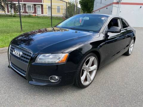 2011 Audi A5 for sale at Broadway Motoring Inc. in Arlington MA